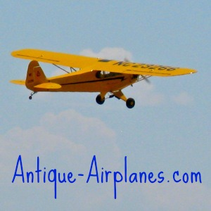 Antique Airplanes -- Where to Find Them, See Them, Fly Them