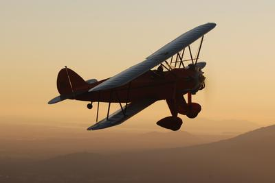 WACO INF, just one of the planes at our Fly-In