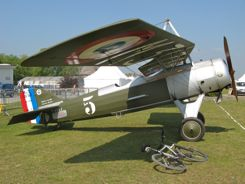 Morane Saulnier MS 138   (F-AZAI) (1927)