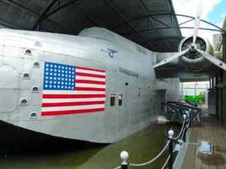 Replica Boeing 314 Flying Boat