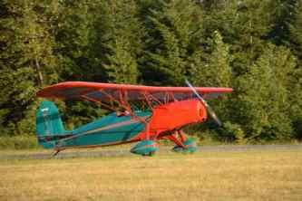 Fairchild 22 C-7-B