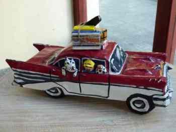 Toy Classic Cuban Car