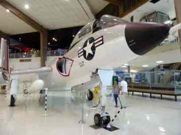 Chance Vought F7U-3M Cutlass