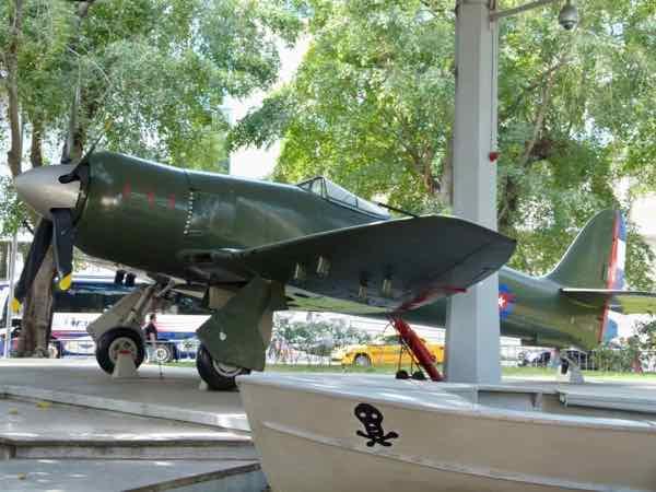Sea Fury Museum of the Revolution, Havana