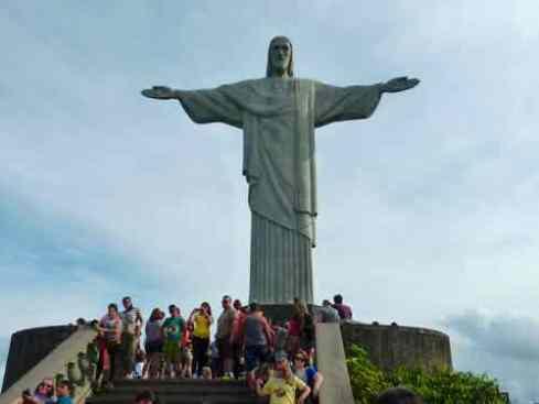 Christ the Redeemer Statue, Rio