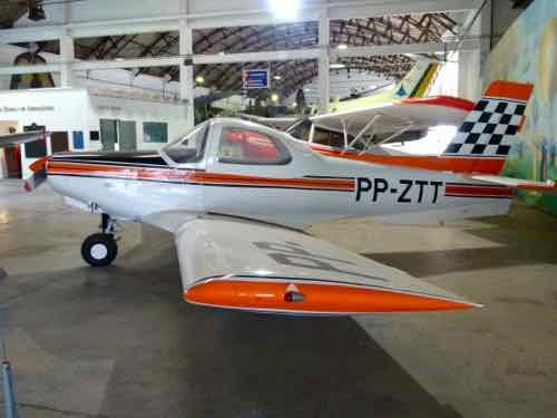 """Aerotec 122 (T-23) """"Uirapuru"""""""