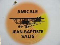 Amicale Jean-Baptiat Salis restored antique airplanes at La Ferte Alais