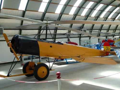 Autogiro La Cierva C-6