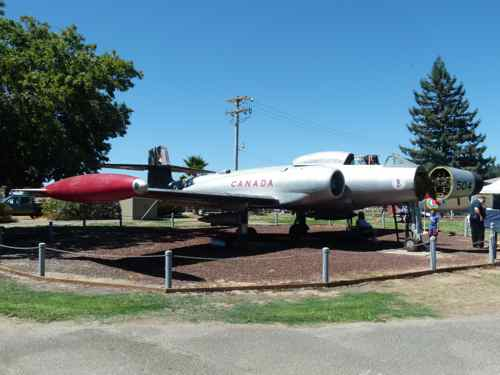 Avro-Canada CF-100 MK V Canuck