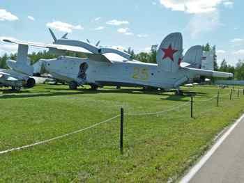 Beriev Be-12 (Mail) Patrol ASW Amphibious Aircraft