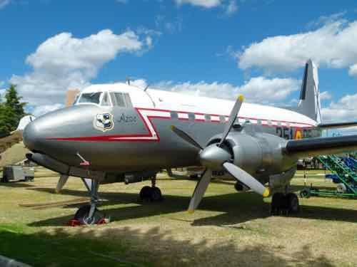 CASA-207C T-7B