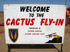 Welcome to Casa Grande Cactus Fly-in