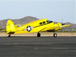 Cessna T-50 Bobcat aka