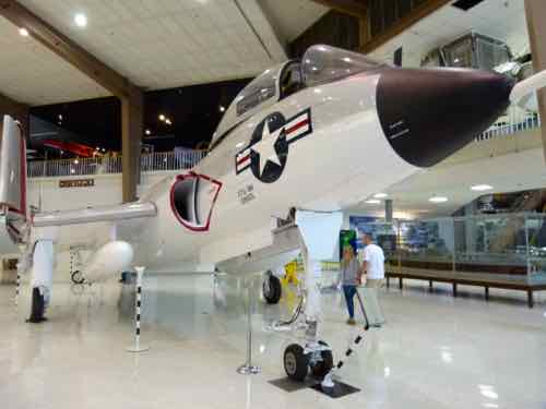 Chance Vought F7U-3M Cutlass