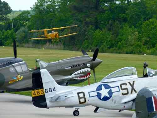 de Havilland DH-82A Tigermoth