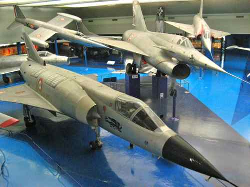 Dassault Mirage IIIV ('65); SO 9000