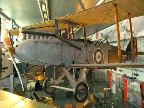 De Havilland D.H. 9 (1918)