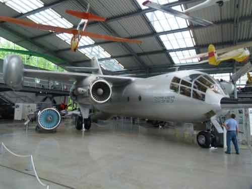 Dornier Do-31 E-3