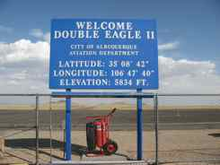 Welcome to Double Eagle II Airport
