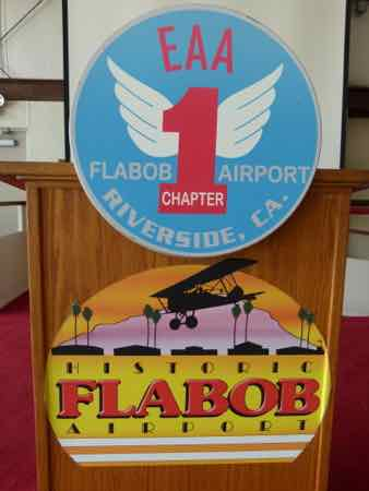 EAA Chapter 1 is at Flabob Airport