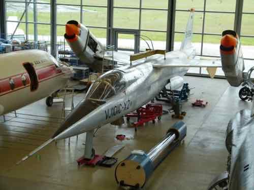 EWR VJ-101C-X2