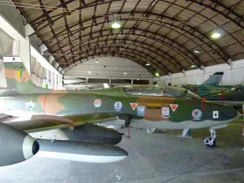 """Embraer/Aermacchi EMB-326 (AT-26) """"Xavante"""""""