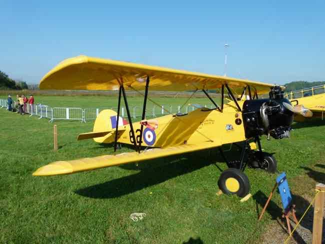 Fleet Finch II-Model 16