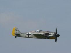 Focke-Wulf Fw-190A-8N - Butcherbird