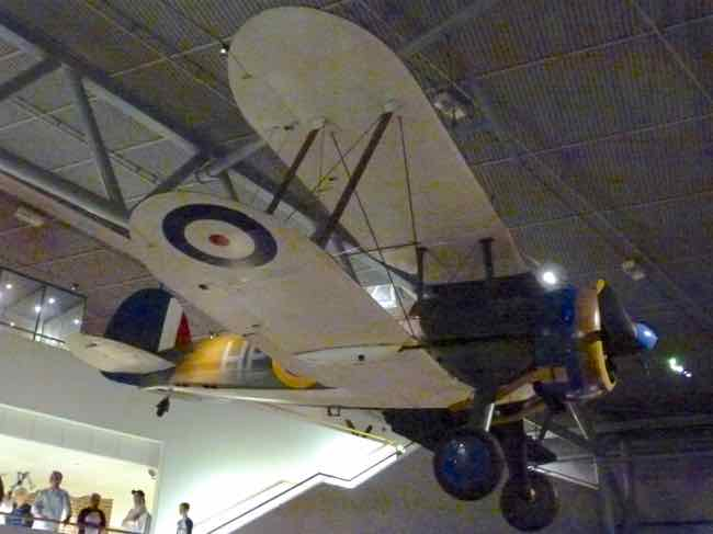 Gloster Gladiator II