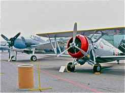 Grumman Barrel and Hellcat - part of the