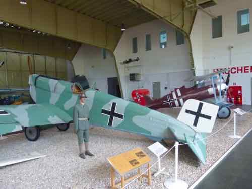 Junkers D-1 with Siemens-Schuckert D-III