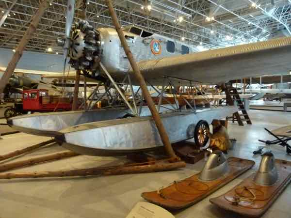 Junkers W.34f/fi - float plane