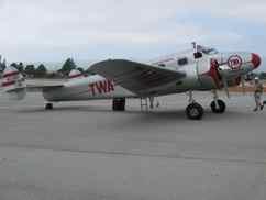 Lockheed 12A Electra Jr.