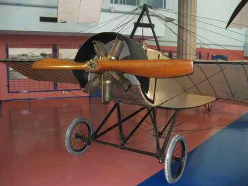 Morane-Saulnier Type H (1913)
