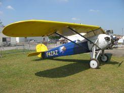 Morane Saulnier  MS 185  (F-AZAZ)