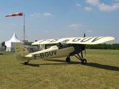 Morane Saulnier MS 317   (F-BGUV)