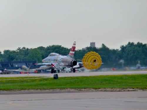 NA F-100F Super-Sabre