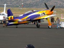 Grumman F8F Bearcat - Rare Bear