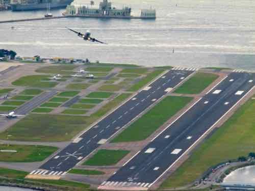 Santos-Dumont Airport Rio de Janeiro
