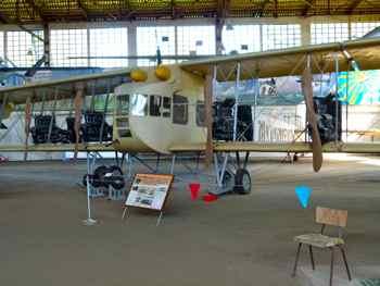 Sikorsky Ilya Muromets (1913) flew during WW1