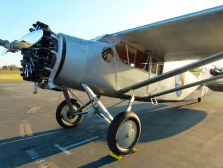 Stinson SM-1 Detroiter 1927