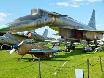 Sukhoi T-4 Bomber (aka Su-100 or aircraft 100) Prototype Bomber
