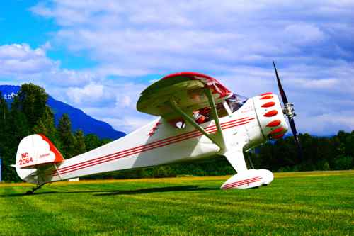 Monocoupe 110S Clipped-wing
