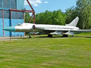 Tupolev Tu-128 (Fiddler) Bomber Interceptor