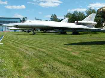 Tupolev Tu-22 (Blinder) Bomber at Monino