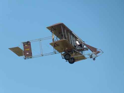 Wright-B Flyer Look-alike