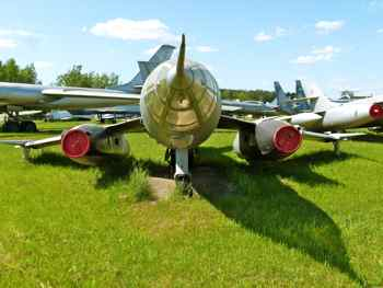 Yakovlev Yak-27R (Flashlight) Reconnaissance Aircraft