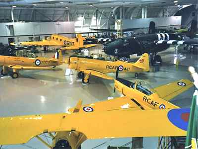 Canadian Warplane Heritage Museum - collection overview