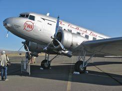 Douglas DC-2 - TWA Lindbergh Line