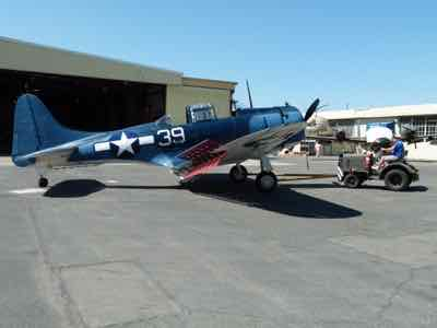 Douglas SBD-5 Dauntless